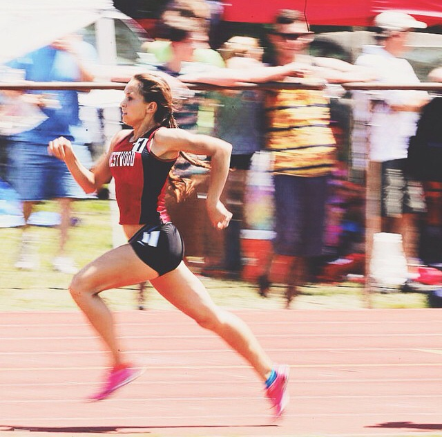 corrine meyers northeastern track