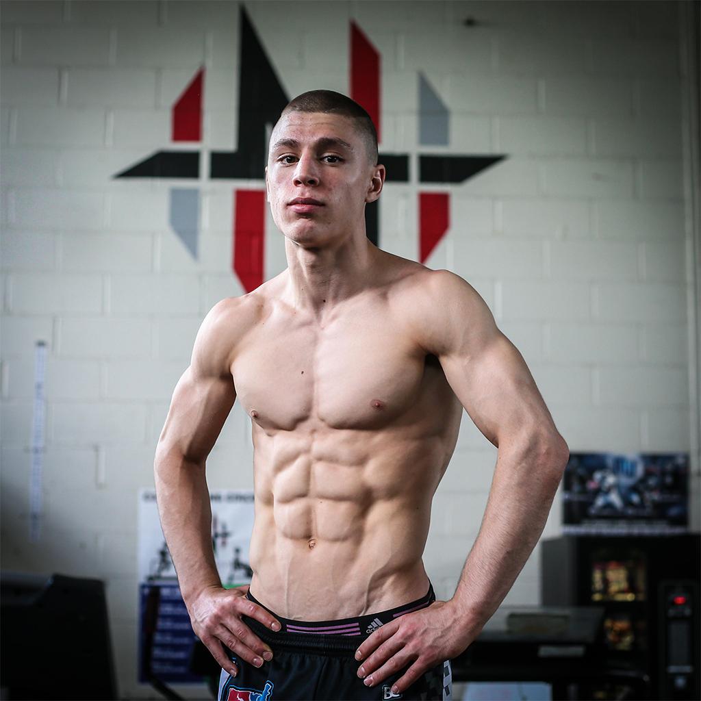 Nick Suriano NJ Wrestler