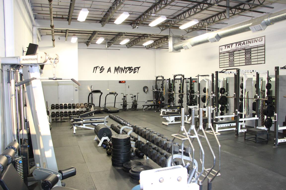 Sports & Athletic Training Facility in New Jersey | Speed